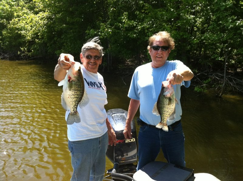 reports rend lake fishing report best southern