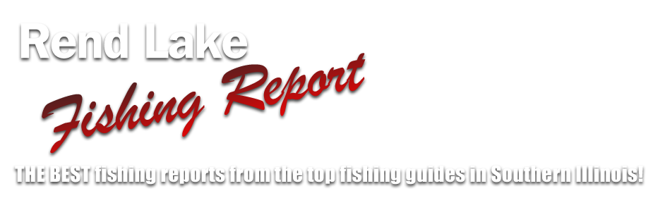 Rend Lake Fishing Report: THE BEST fishing reports from the 